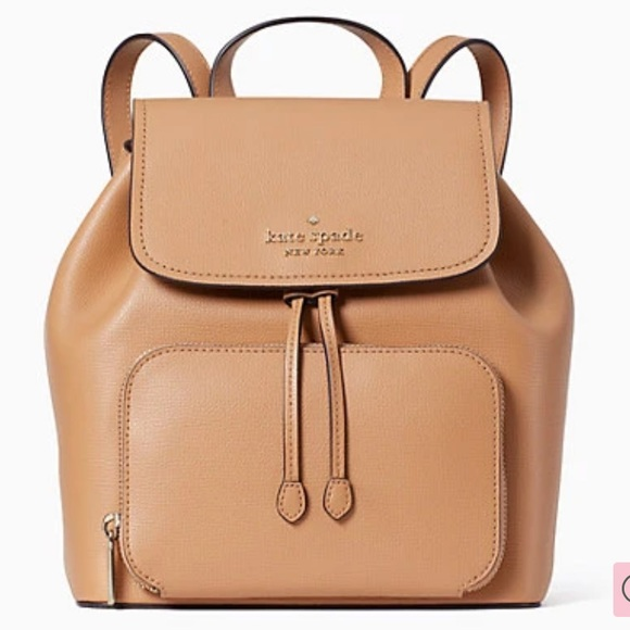 Kate Spade Darcy Flap Backpack